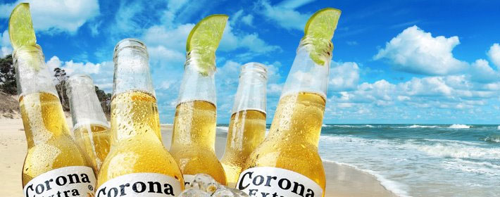 Corona marketing fotografije