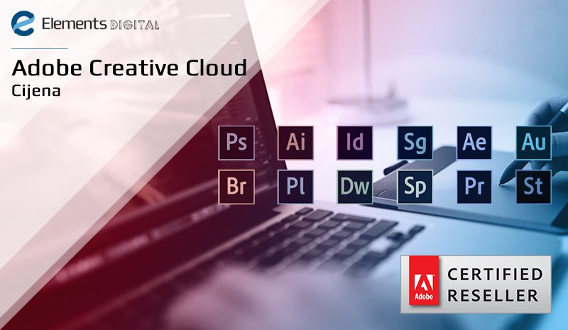 Adobe Creative Cloud cijene